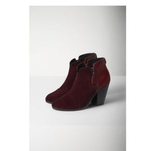 Rag & Bone Bordeaux Margot Boots/Booties